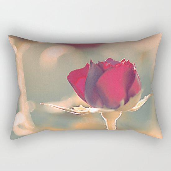 Romantic rose(4) Rectangular Pillow