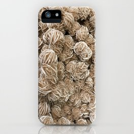 Desert Rose iPhone Case
