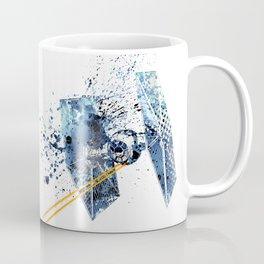 TIE FIGHTER #BLUE Coffee Mug
