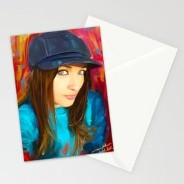 Colourful Vibes Stationery Cards