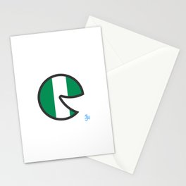 Nigeria Smile Stationery Cards
