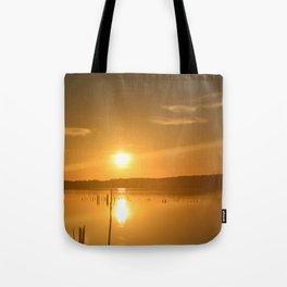 Morning Fall Tote Bag
