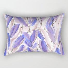 Growth Violet Rectangular Pillow