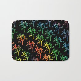 Joshua Tree Rainbow by CREYES Bath Mat