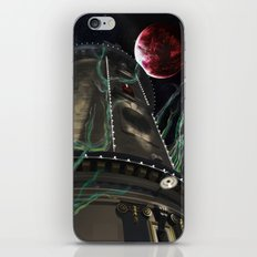 Shinra Empire iPhone & iPod Skin