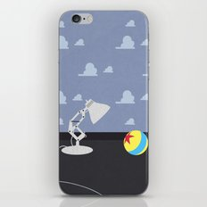 Luxo Jr. iPhone & iPod Skin