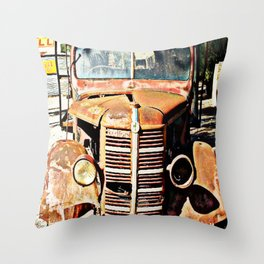 Memories! Throw Pillow