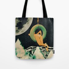 My Music Is Where I'd Like you Touch Tote Bag