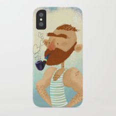 The Summer LOVE. iPhone X Slim Case