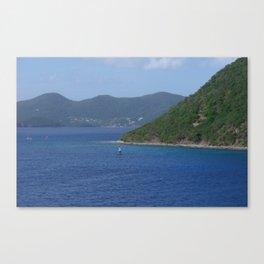 Les Saintes, Guadeloupe Canvas Print