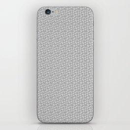 Zinc Plate iPhone Skin