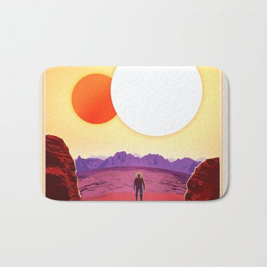 NASA/JPL Poster (Kepler #1) Bath Mat