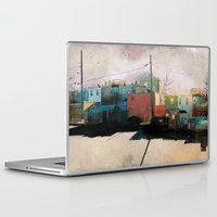 house md Laptop & iPad Skins featuring Charm City, MD by Liz Brizzi