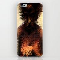 afro iPhone & iPod Skins featuring AFRO by Marian - Claudiu Bortan