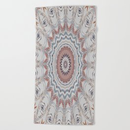 Dreamcatcher Earth Beach Towel