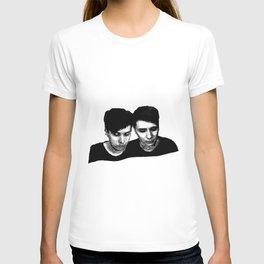 AmazingPhil &Danisnotonfire T-shirt