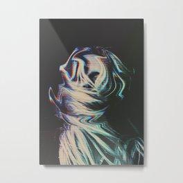 Absent Metal Print