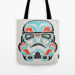 Skull Warrior - Alliance Is Rebellion - Stormtrooper,  Tote Bag
