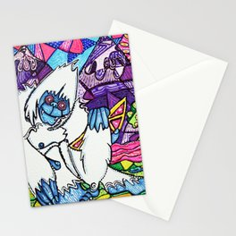Yeti Love Pink Lemonade Stationery Cards