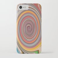 trippy iPhone & iPod Cases featuring trippy by Carol Sabbagh