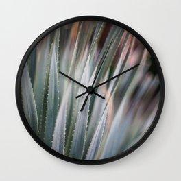 Arizona Agave Wall Clock