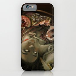 Helen Vaughan iPhone Case