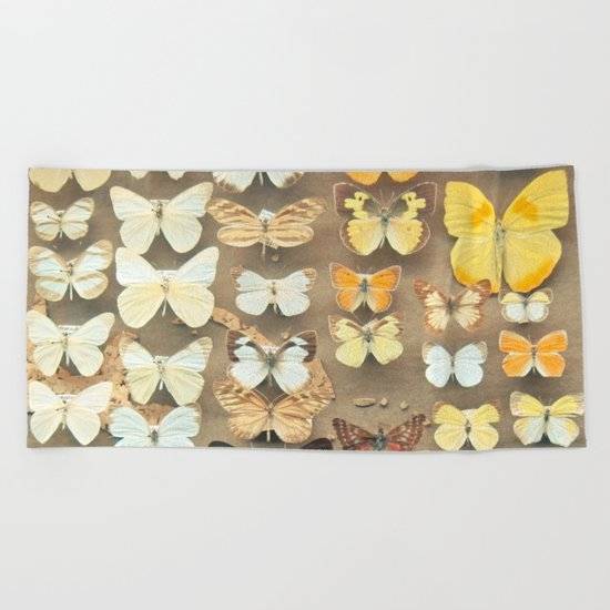 The Butterfly Collection I Beach Towel