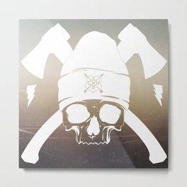 CansOne Killer Logo Metal Print