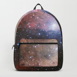 The Star Formation Region NGC 3324 Backpack