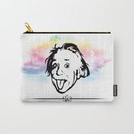 Einstein Stencil Work Carry-All Pouch