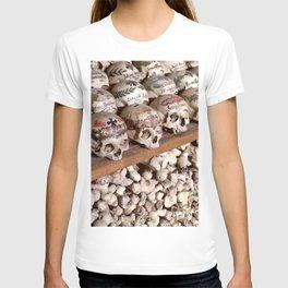 "Hallstatt, Austria Beinhaus ""Bone House"" T-shirt"