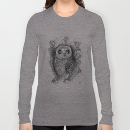 Owl a2 Long Sleeve T-shirt