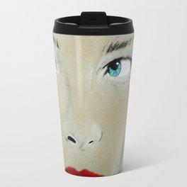 Romy Schneider Travel Mug
