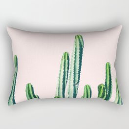 Cactus V6 #society6 #decor #buyart Rectangular Pillow