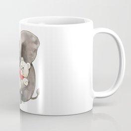 Baby Boo with Teddy Coffee Mug