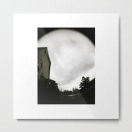 you're a storm; beautiful and destructive Metal Print