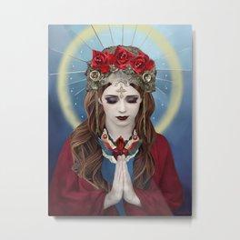 Ave Maria Metal Print