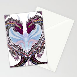MK Dragon Heart Stationery Cards