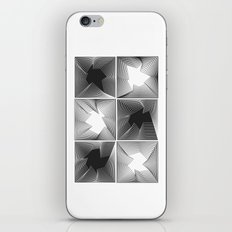 psych iPhone & iPod Skin