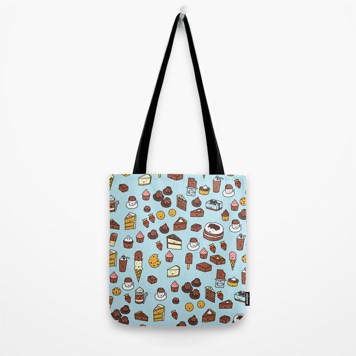 Chocolate Treats Tote Bag
