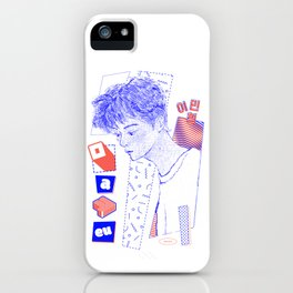 NCT DREAM MARK iPhone Case