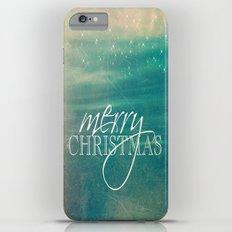 Merry Christmas Fairytale Design Slim Case iPhone 6 Plus