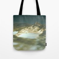 paradise Tote Bags featuring Paradise by DejaReve