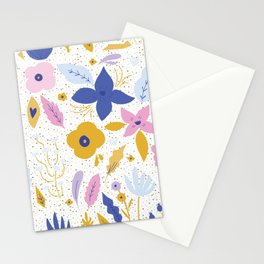 Sunday Florals Stationery Cards