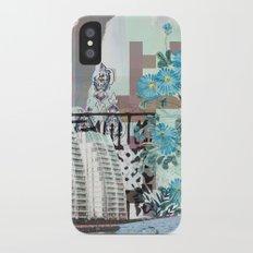 Media city Slim Case iPhone X