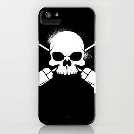 Modern Pirate iPhone Case