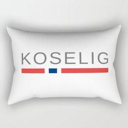 Norway Cozy | Koselig Rectangular Pillow