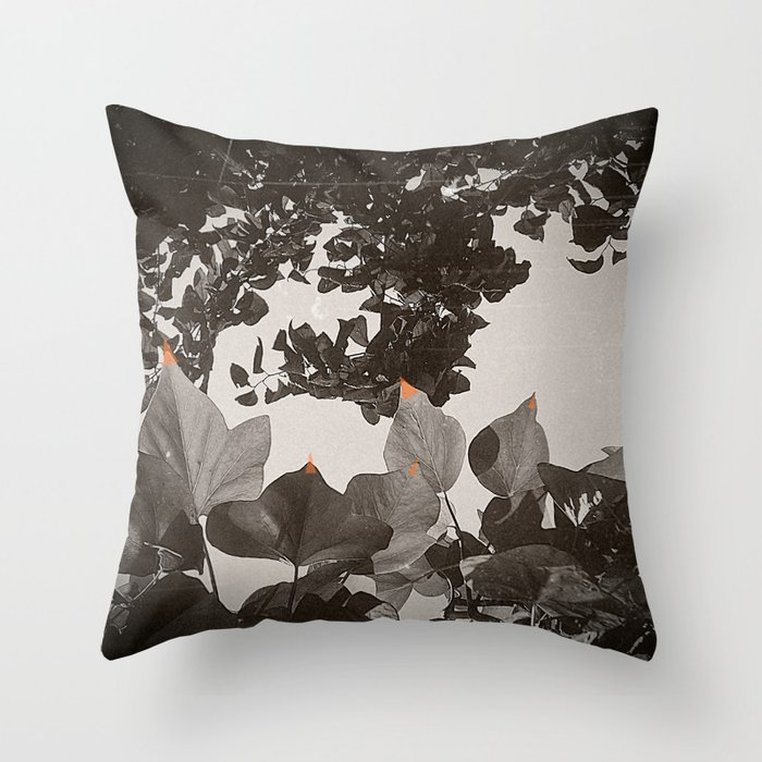 All for The Sun Throw Pillow