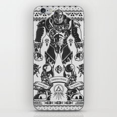 Legend of Zelda Ganondorf the Wicked iPhone & iPod Skin