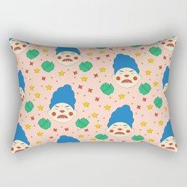 Tantrum Pattern Rectangular Pillow